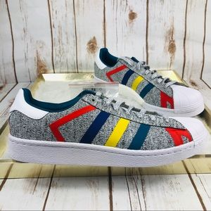 Adidas Superstar x White Mountaineering Sneakers